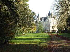 Chateau de l'Oseraie, Chemiré-sur-Sarthe (рядом с городом Notre-Dame-du-Pé)