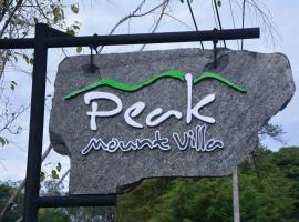 Peak Mount Villa