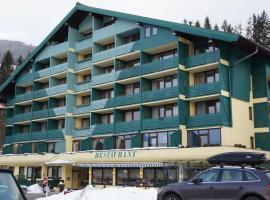Alpine Club Hotel, Schladming (Maistatt yakınında)
