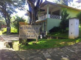 Weeravilla Hotel & Restaurant