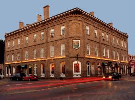 Baldachin Inn, Merrickville