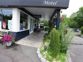 Motel Parc Beaumont Inc., Beaumont (Saint-Laurent-de-l'ile d'Orleans yakınında)