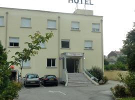 Hotel de l'Europe, Пьер-Бенит