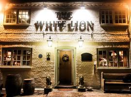 The White Lion, Soberton