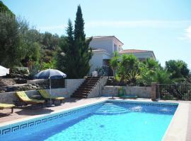 Villa Quinta Malageña, Аренас (рядом с городом Лас-Касильяс)