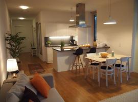 Apartment Schlosspark am Traunsee