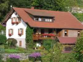 Haus Irene, Todtnau (Aitern yakınında)