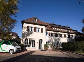 Hotel Bürkle, Fellbach