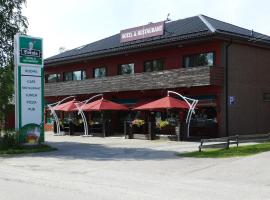 Botnia Hotel & Restaurant, Kruunupyy
