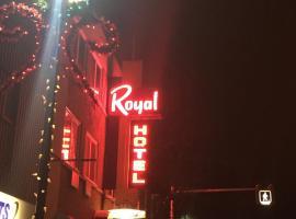 Royal Hotel, Flin Flon (Schist Lake yakınında)