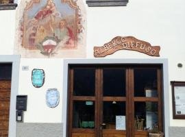 Albergo Diffuso Ornica 2, Ornica (Santa Brigida yakınında)