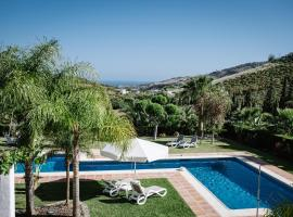 La Perla de Frigiliana Bed & Breakfast Deluxe
