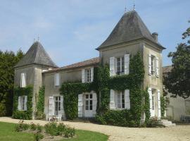 Le Logis De Ruelle, Ruelle-sur-Touvre (рядом с городом Mornac)