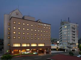 Hotel Sunshine Tokushima, Токусима