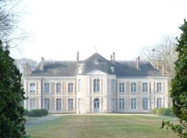 Château D'arry, Arry (рядом с городом Forest-Montiers)