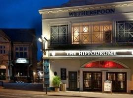 The Hippodrome Wetherspoon, March