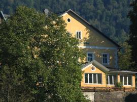Gasthof Ortbauerngut, Reichraming (Laussa yakınında)