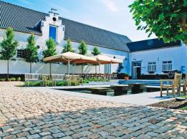 Hotel Aulnenhof, Landen (Montenaken yakınında)