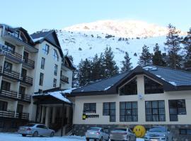 Smile Hotel, Terskol