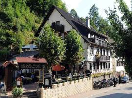 Hotel Schützen, Bad Peterstal-Griesbach (Bad Peterstal yakınında)