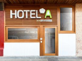 Hotel A Pamplona, Pamplona