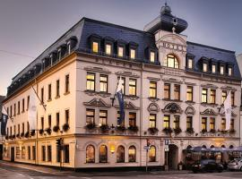 Hotel Blauer Engel, Aue