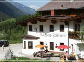 Gasthaus Falbesoner, Neustift im Stubaital (Ranalt yakınında)