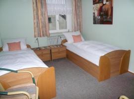 Hotel Hubertushof, Körperich