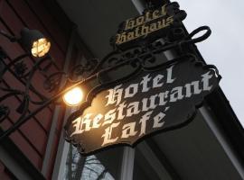 Hotel Rathaus, Wildemann