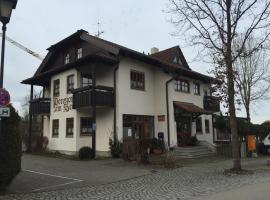 Pension am See, Wörthsee (Seefeld yakınında)