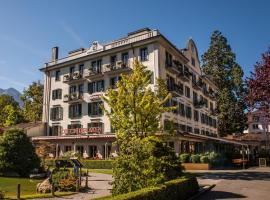 Hotel Interlaken, Интерлакен