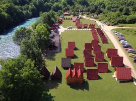 Rafting Center Drina Tara, Bastasi (Travnik yakınında)