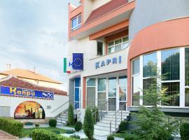 Hotel Kapri, Yambol