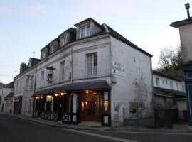 L'Auberge de la Ramberge, Pocé-sur-Cisse (рядом с городом Сент-Уан-ле-Винь)