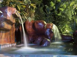 Baldi Hot Springs Hotel & Spa