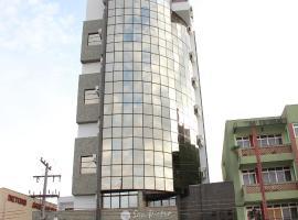 Hotel San Pietro, Pato Branco (São Lourenço do Oeste yakınında)