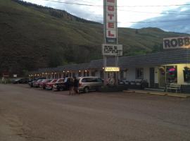 Robbie's Motel, Cache Creek