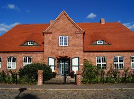 Pension Gut Gösslow, Gößlow (Pritzier yakınında)