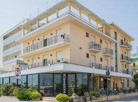 Hotel Deanna, Bellaria-Igea Marina (Igea Marina yakınında)