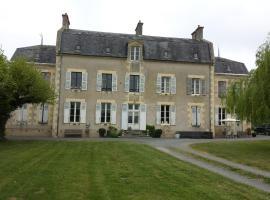 Château Oliveau, Mars-sur-Allier
