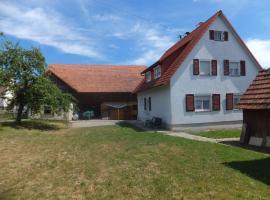 Ferienwohnung Obstbaumwiese, Wildberg (Nagold yakınında)