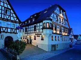 Hotel Lamm, Weinstadt (Buoch yakınında)