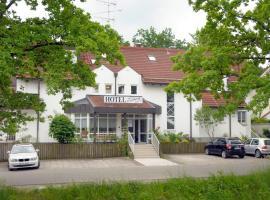 Hotel Garni am Waldhang, Gilching (Germering yakınında)