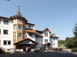 Hotel Milseburg, Hilders (Unterbernhards yakınında)