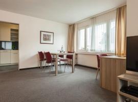 EMA House Serviced Apartments, Aussersihl
