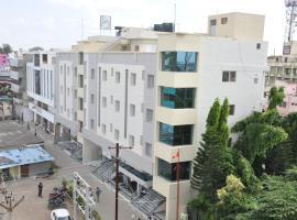 Hotel Sri Vaari Residency, Hosūr (рядом с городом Bāgalūr)