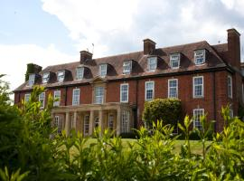 Catthorpe Manor Estate, Lutterworth