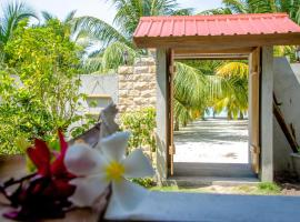 Cerulean View Residence, Hanimaadhoo (Near Haa Alif Atoll)