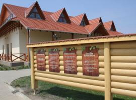 Tuzséri Pálinka Tanya, Tuzsér (рядом с городом Mándok)