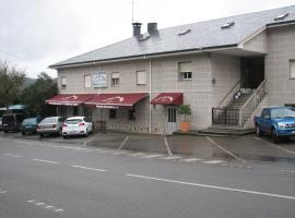 Hostal Meson do Loyo, Portomarin (Laje yakınında)